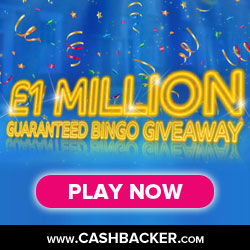 £1million Bingo Giveaway