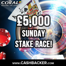 Sunday Stake Race - Coral Casino