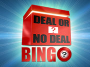 Deal or No Deal Bingo - Mecca Bingo