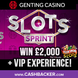 Hot for Slots Sprint Genting Casino