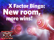 The X-Factor Bingo - Mecca Bingo