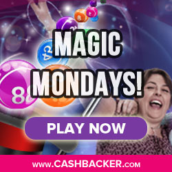 Magic Mondays - Mecca Bingo