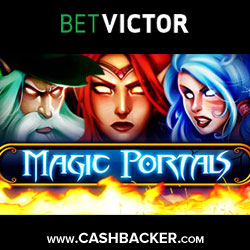 Magic Portal Slot - BetVictor