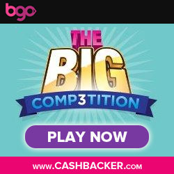 The Big Competition - Bgo Bingo