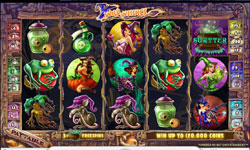 Wild Witches Slot Game