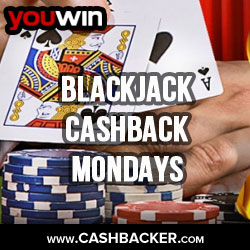 Blackjack Cashback Mondays