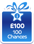 100 Chances To Win £100