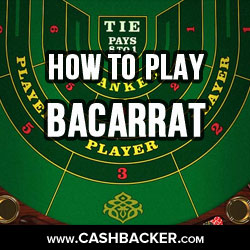 How to play Bacarrat