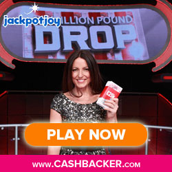 million pound drop jackpotjoy bingo