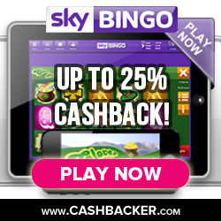 On The Go Tuesdays - Sky Bingo
