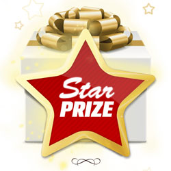 Star Prize - Round The World Trip For 2