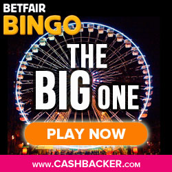 the big one - betfair bingo