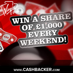Virgin Bingo Big Weekender