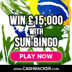 Win £15k With Sun Bingo